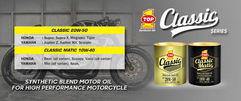 Penggunaan oli pada sepeda motor merupakan bagian penting yang tidak bisa dielakkan. Oli atau cairan pelumas dibutuhkan untuk menunjang kelancaran dan kinerja mesin serta komponen lainnya di dalam sepeda motor anda. Oli yang bagus akan menjaga performa dan kondisi motor agar tetap prima saat digunakan. Semakin bagus kualitas oli maka akan semakin bagus pula performa mesin sepeda motor anda. Pada motor bebek dan sport, penggantian rata-rata kisaran 2.500-3.000 km, di skutik yang  koplingnya kering bisa sampai 4.000 km. Jarak yang cukup singkat jika motor digunakan untuk  harian. Lalu bagaimana sih memilih Oli yang bagus dan benar? Berikut 2 tips yang perlu kamu perhatikan 1. Oli yang bagus SAE atau tingkat kekentalan sebaiknya sama, karena sudah disesuaikan dengan teknologi yang diusung.   2. Oli yang bagus berdasarkan JASO yang menunjukkan standar kopling yang dipakai juga wajib dipatuhi, yaitu JASO MA untuk mayoritas motor bebek dan sport atau JASO MB untuk kopling  kering seperti di skutik. Simpel kan? Atau cara yang lebih gampangnya lagi, kamu check aja tabel dibawah ini, temukan oli yang paling bagus dan tepat untuk motor kamu